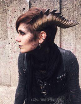 Demon or Dragon Horns