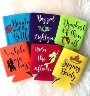 Disney Drink Koozies