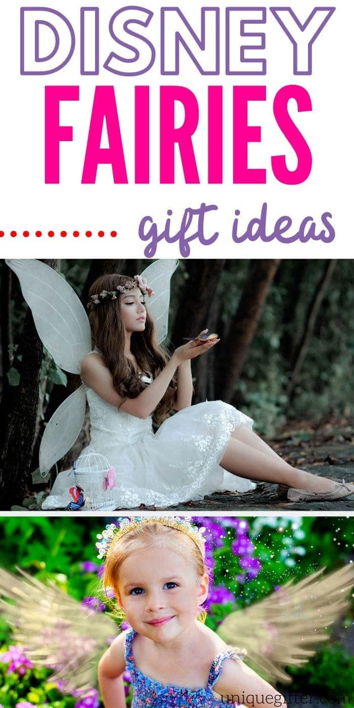 Best Disney Fairies Gift Ideas | Disney Gift Ideas For Fans | Presents For Disney Fairy Fans | Presents For People Who Love Fairies | Kids Gift Ideas | #gifts #giftguide #presents #disney #fairy #uniquegifter