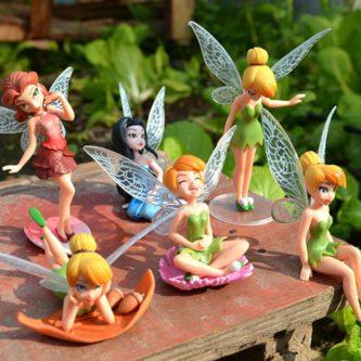 Disney Fairy Garden Figurines
