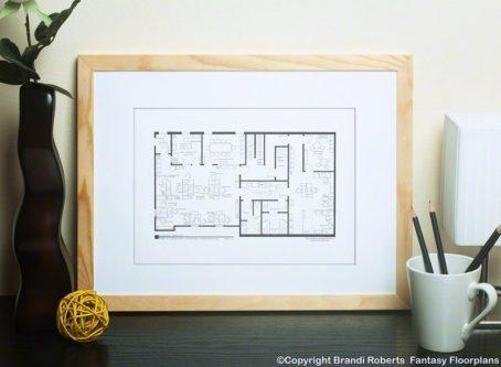 Dunder Mifflin Office Floor Plan