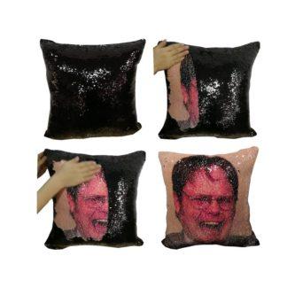 Dwight Mermaid Pillow