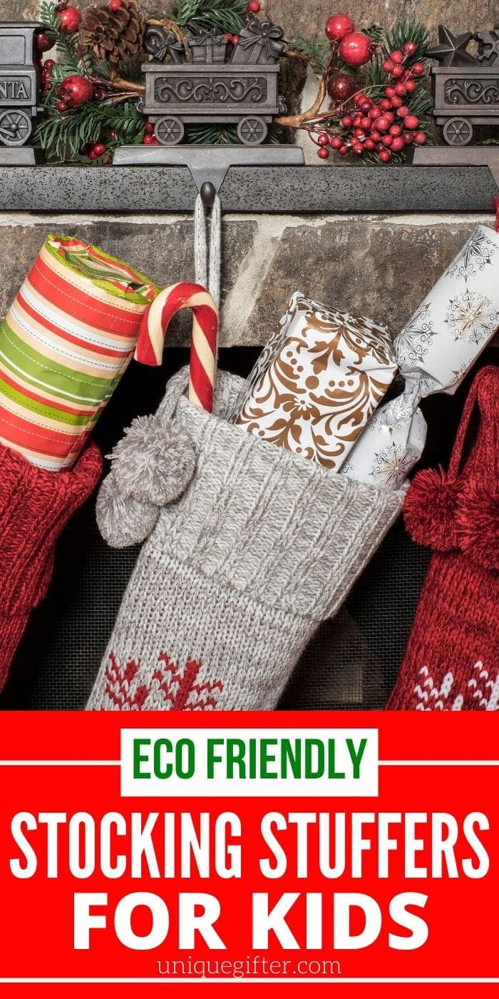 Best Eco-Friendly Stocking Stuffer Ideas for Kids | Eco-Friendly Gift Ideas | Kids Gifts That Are Eco-Friendly | Stocking Stuffer Ideas | #gifts #giftguide #stocking #stuffer #ecofriendly #kids #uniquegifter