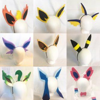 Eeveelution Ears