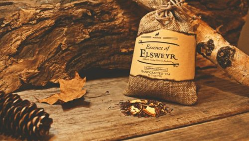 SKyrim themed fantasy tea Gift Ideas for Skyrim Fans