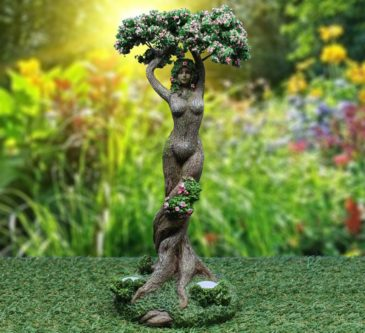 Fairy Tree Statue