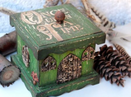 Forest House Box