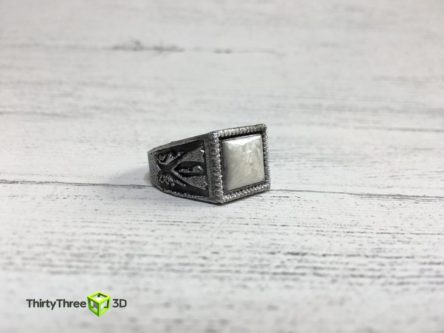 Four horsemen ring accessory gift idea for supernatural fans