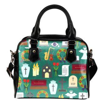Funeral Themed Handbag