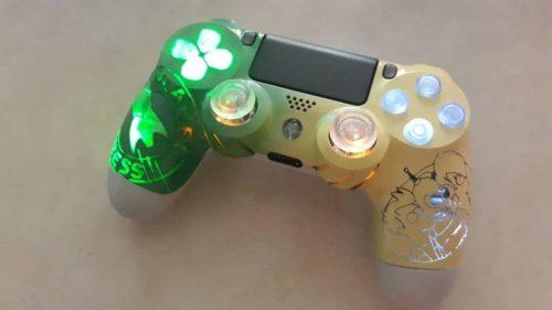 Futurama PS4 Controller