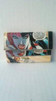 DC geeky custom nerd wallet gift