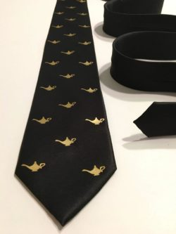 Genie Lamp Necktie