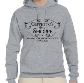 Geppetto's Toy Shoppe Hoodie