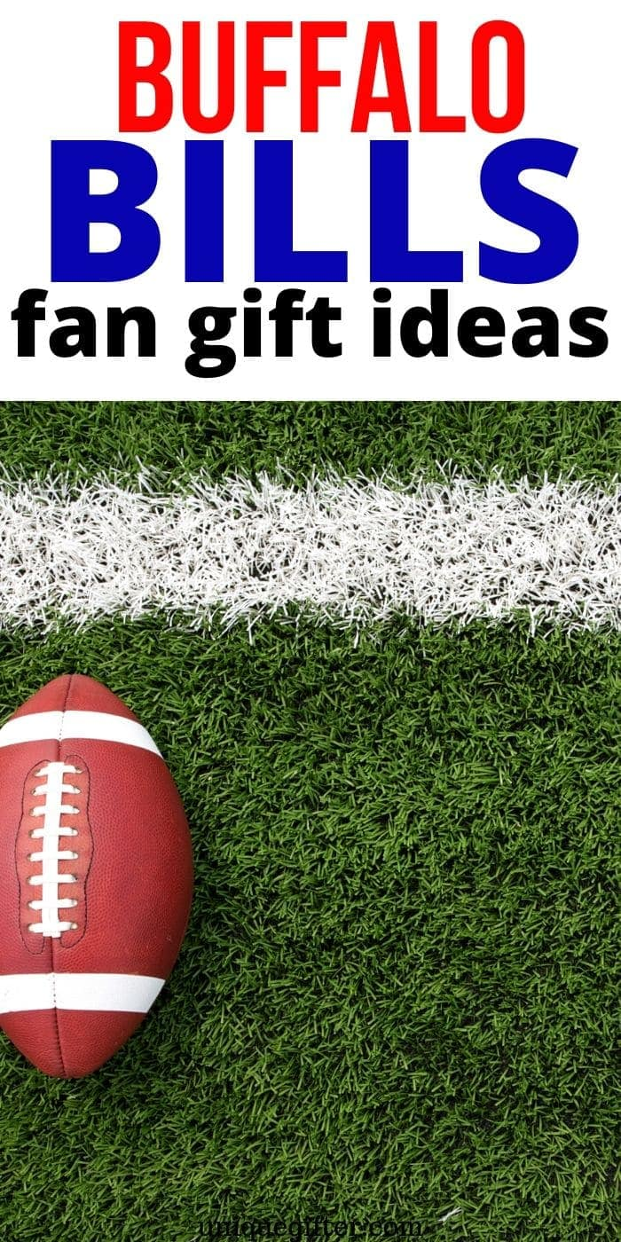 Best Gift Ideas for Buffalo Bills Fan | Football Fan Gifts | Buffalo Bills Gift Ideas | Creative Gifts For Buffalo Bills Fans | #gifts #giftguide #presents #buffalo #bills #uniquegifter
