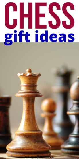 Best Gift Ideas for Chess Lover   Chess Game Gift Ideas   Gifts For People Who Can't Get Enough Of Chess   Creative Chess Presents   #gifts #giftguide #presents #chess #game #uniquegifter