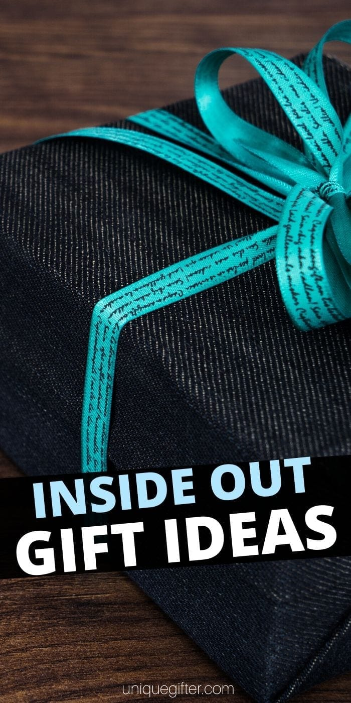 Best Gift Ideas for Inside Out Fans | Inside Out Fan Gifts | Presents For People Who Love Inside Out | Inside Out Gifts For Fanatics | #gifts #giftguide #insideout #best #creative #uniquegifter