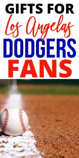 Best Gift Ideas for Los Angeles Dodgers Fan | Dodger Fan Gifts | Baseball Lovers Gifts | Creative Gifts For People Who Love Baseball | #gifts #giftguide #presents #baseball #dodgers #losangeles #uniquegifter