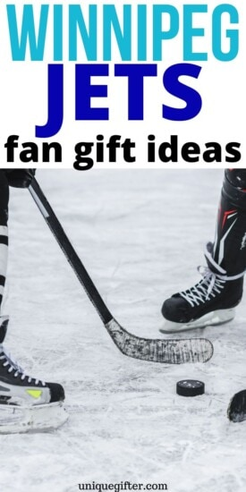 Best Winnipeg Jets Fan Gift Ideas | Gifts For Winnipeg Jets Fans | Creative Gifts For Hockey Gifts | Hockey Players Will Love These Presents | #gifts #giftguide #presents #hockey #winnepeg #uniquegifter