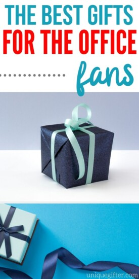 Best Gifts For Fans of The Office | The Office Gift Ideas | The Office Presents For Real Fans | Fans Of The Office Presents | #michaelscott #theoffice #gifts #giftguide #presents #uniquegifter
