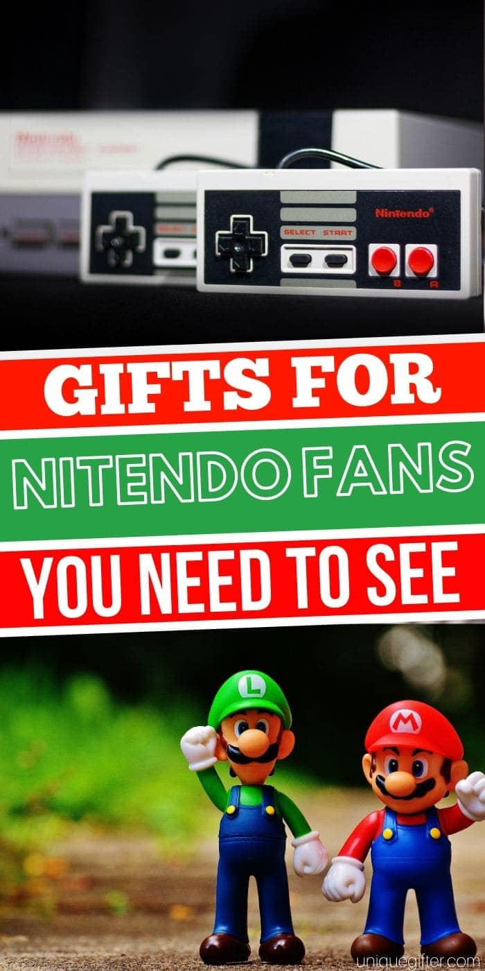 Pokemon Gift Ideas | Mario Gifts | Mario Brother Gifts | Gamer Gift Ideas | Nintendo Party | Mario Party Ideas | Nintendo Fan Gifts | #pokemon #nintendo #zelda #gifts #gaming