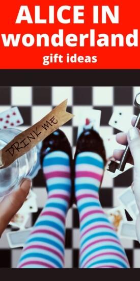 Best Gifts Ideas For Alice In Wonderland Fans | Gifts For Lovers Of Alice In Wonderland | Creative Gifts For Alice In Wonderland Fans | Alice In Wonderland Presents | #gifts #giftguide #presents #aliceinwonderland #creative #uniquegifter