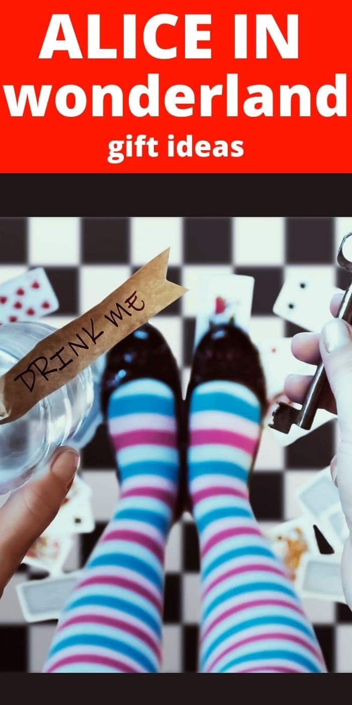 Best Gifts Ideas For Alice In Wonderland Fans | Gifts For Lovers Of Alice In Wonderland | Creative Gifts For Alice In Wonderland Fans | Alice In Wonderland Presents | #gifts #giftguide #presents #aliceinwonderland #creative #uniquegifter