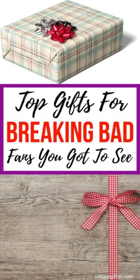 Best Gifts for Fans of Breaking Bad | Breaking Bad Gifts That Will Please True Fans | Fans Of Breaking Bad Gift | Presents For People Who Love Breaking Bad | #gifts #presents #giftguide #breakingbad #uniquegifter