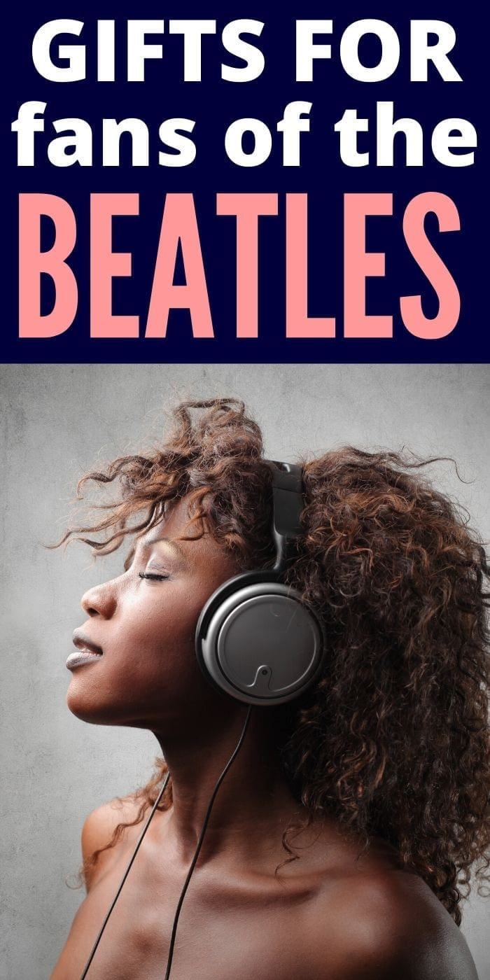 Best Gifts for Fans of The Beatles | Gifts For People Who Love The Beatles | Beatles Lover Gift Ideas | Creative Gifts For Beatles Fans | #gifts #beatles #fans #giftguide #presents #music #uniquegifter