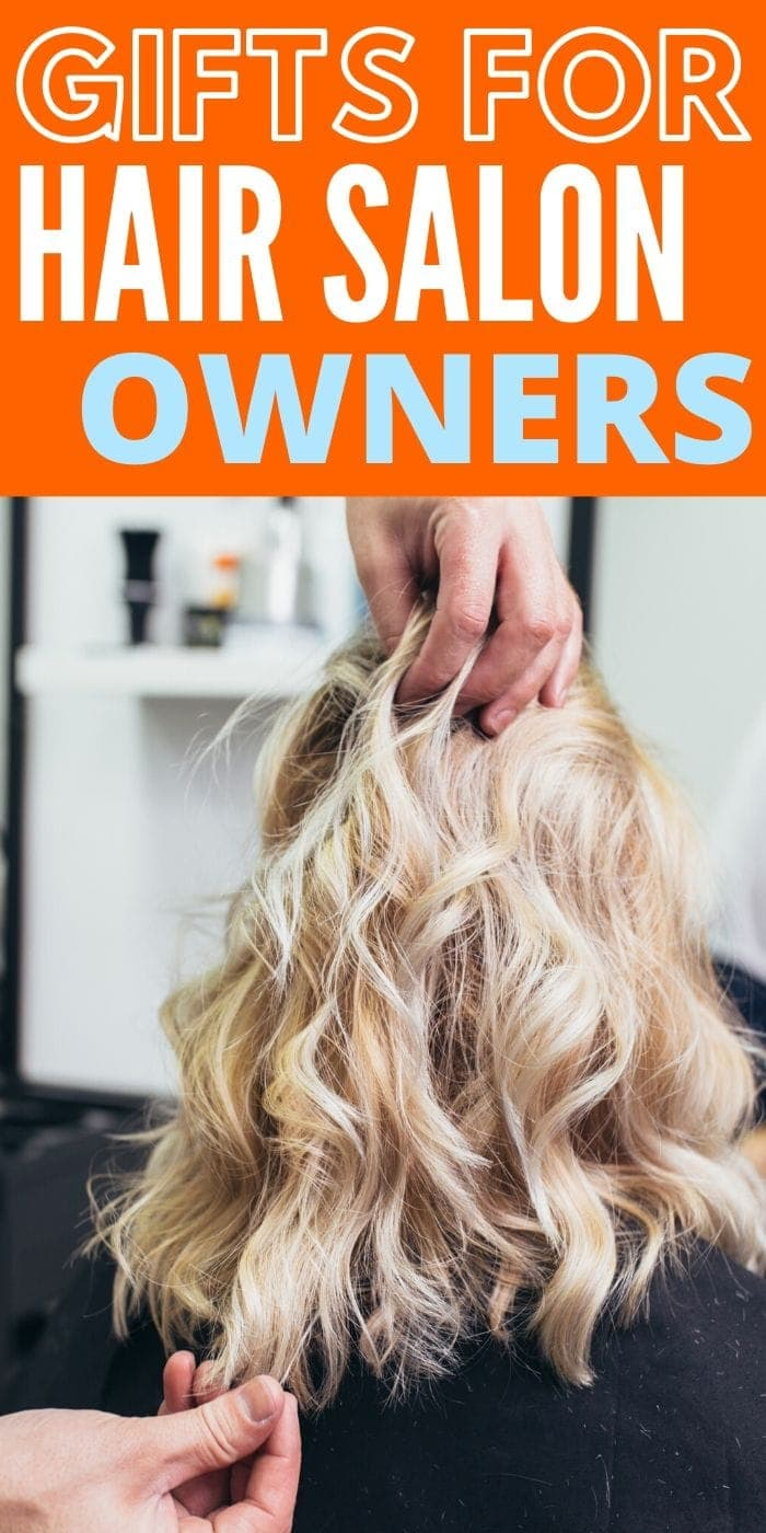 Best Gifts for Hair Salon Owners | Beautician Gift Ideas | Beauty Salon Gifts | Presents For People Who Own A Hair Salon | #gifts #giftguide #presents #beauty #hair #salon #best #uniquegifter