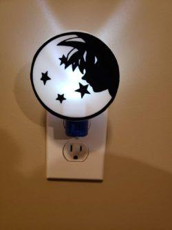 Goku handmade nightlight