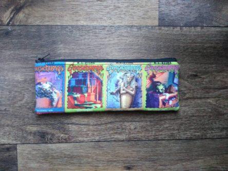 Goosebumps pencil geeky & nerdy stocking stuffer ideas