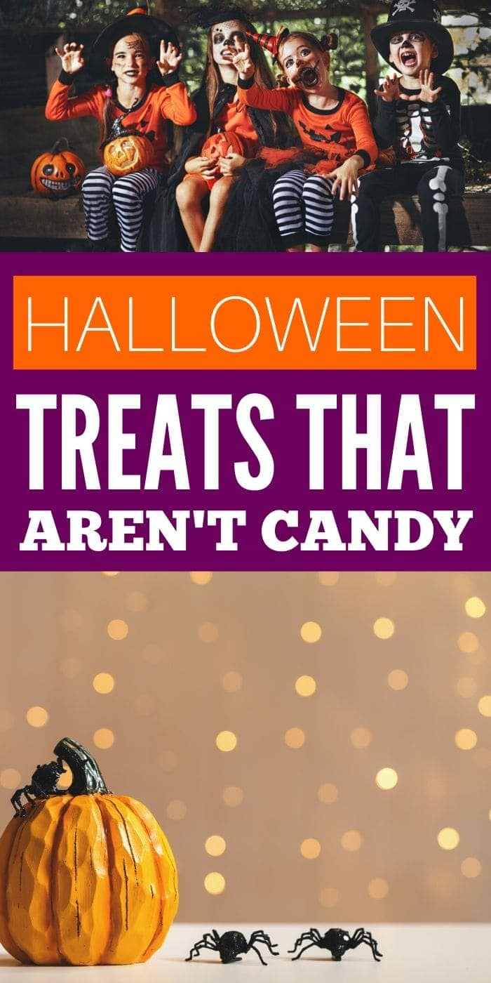 Non Candy Halloween Treats | Candy-Free Halloween | How to Have a Healthy Halloween | How to Cut Sugar out of Halloween | Halloween Without Candy | #halloween #healthyhalloween #sugarfree #healthy