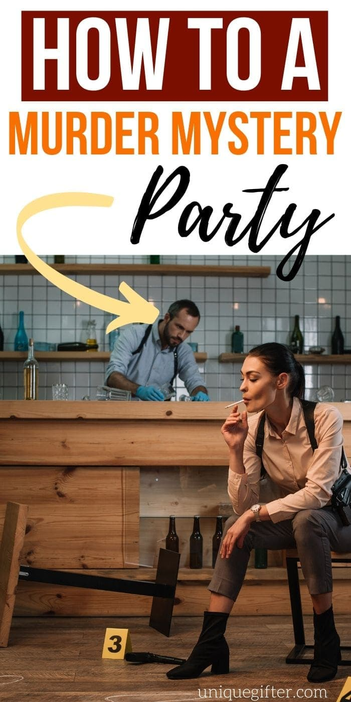How to Host a Murder Mystery Party | Murder Mystery Party Tips & Tricks | Learn How To Throw A Murder Mystery Party | #murder #mystery #party #partyplanning #uniquegifter