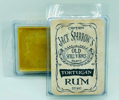 Jack Sparrow's Tortugan Rum Wax Melts