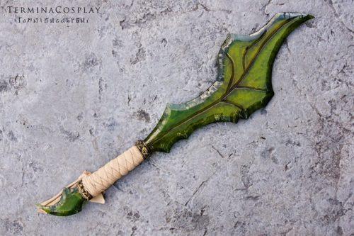 Leaf Dagger