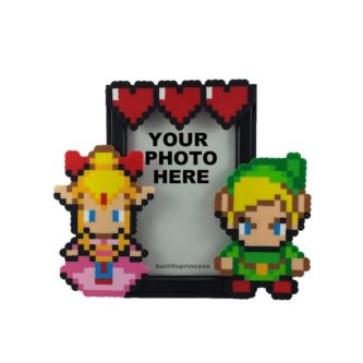 Legend of Zelda 8-bit Picture Frame