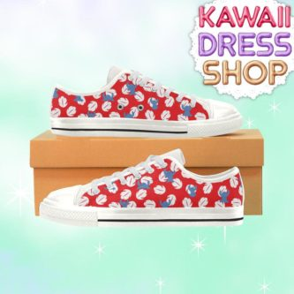 Lilo and Stitch Low Top Sneakers