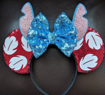 Lilo and Stitch Mickey Ears
