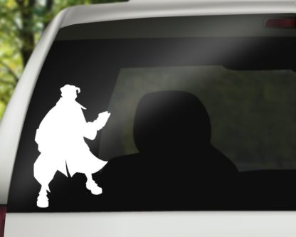 Milo Car/Laptop Decal