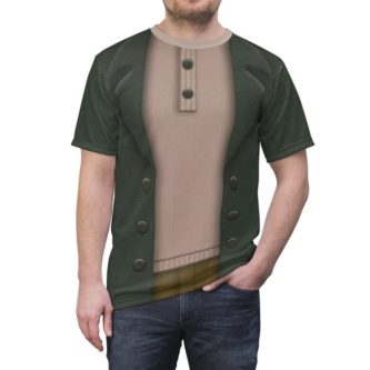 Milo Cosplay Shirt
