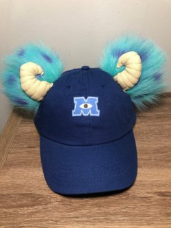 Monsters Inc Sulley Ear Hat