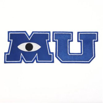 Monsters University Patch