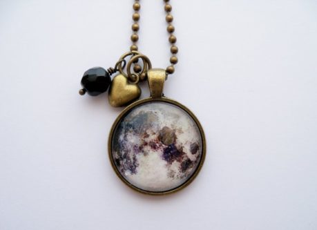 space necklace milky way