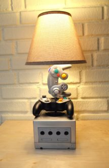 Nintendo Gamecube Lamp