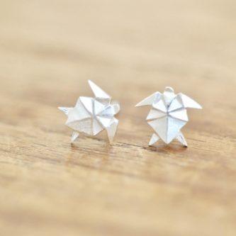 small origami turtles geeky & nerdy stocking stuffer ideas