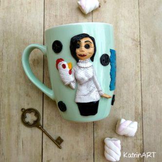 other mother mug coraline mug