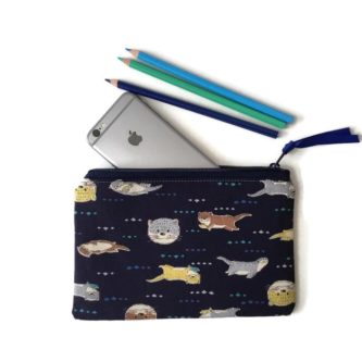 Otter Pencil Case