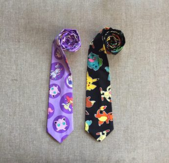 Pokemon Necktie