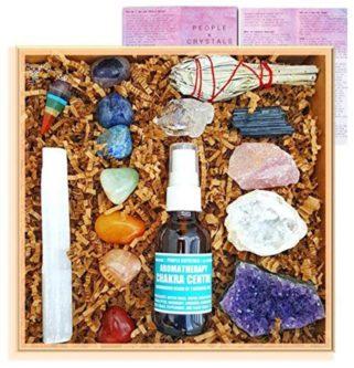 Premium Healing Crystals Set
