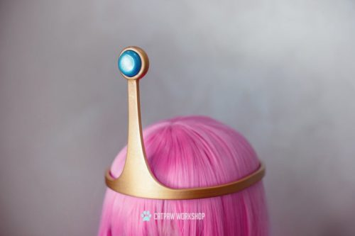 Princess Bubblegum Crown